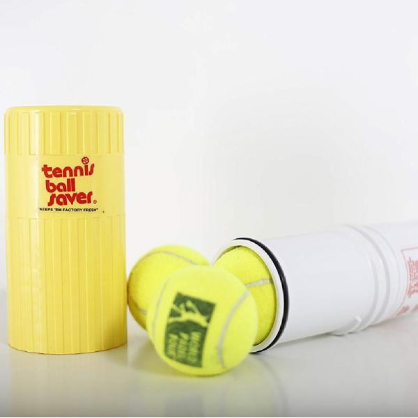 テニスボール セーバー Tennis Ball Saver ボールの空気圧を維持 何度もニューボールの打球感|kurokicorp|17