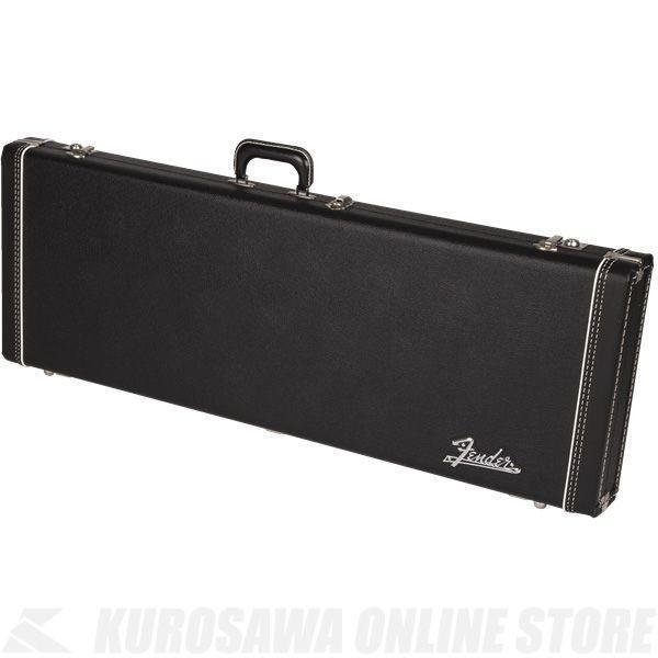 Fender Deluxe Jaguar/Jazzmaster/Toronado/Jagmaster Multi-Fit Case, Black with Plush Interior(ギターケース/ハードケース)(ご予約受付中)