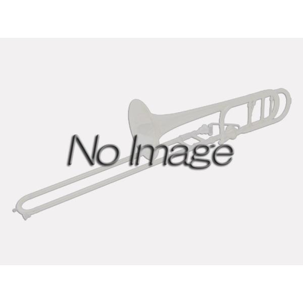 XO Symphony style Tenor Trombone SR-GB ロータリーバルブ/ゴールドブラスベル (テナートロンボーン)(送料無料)(譜面台プレゼント)