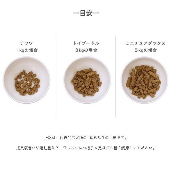 kurosu kitchen ドッグフード 無添加 国産 北海道で作りました たっぷりお肉と52種の熟成発酵野菜のブレンドフード 600g×2袋 セット(クロスキッチン)|kurosu|07