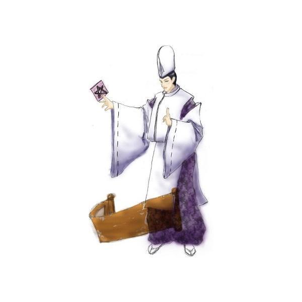 【四神獣の刀印護符 陰陽道身固め】 安倍晴明 陰陽師に伝わる呪い返しのお札 (十二神将 お守り)|kurosukedou|05