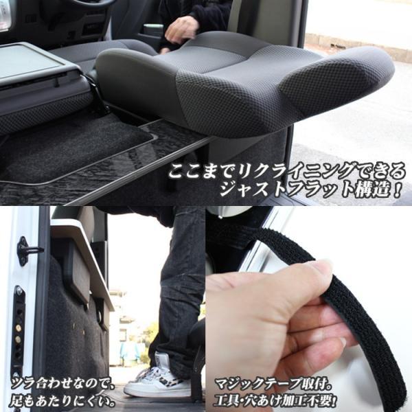 キャラバンNV350 NV350キャラバン パーツ E26 セカンドテーブル コンソール テーブル 色選択可|kuruma-com2006|03