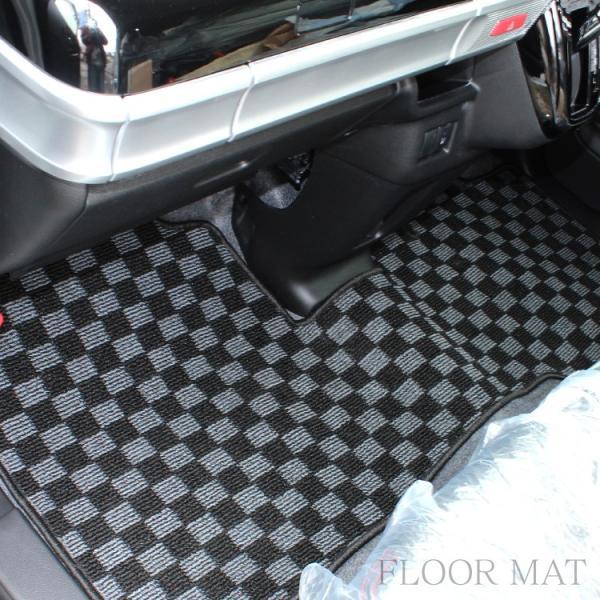 スペーシア カスタム パーツ フロアマット マット MK53S ラゲッジマット トランクマット フルセット マット 内装 アクセサリー kuruma-com2006 06