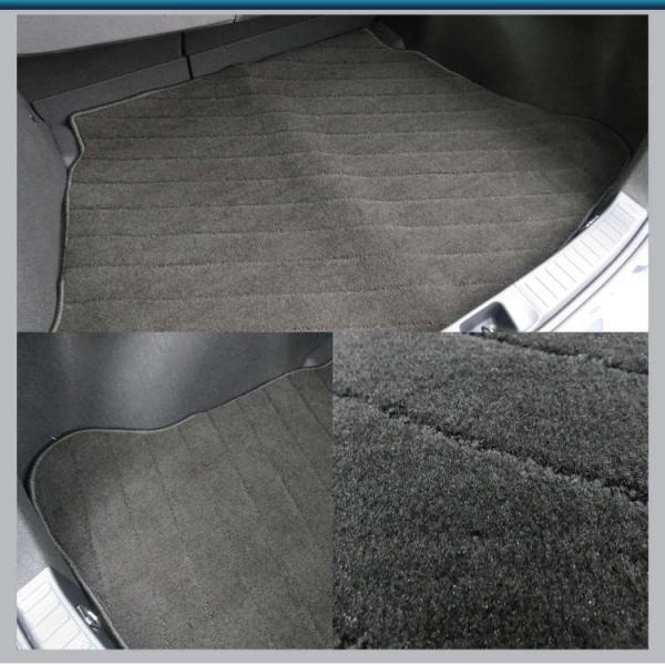 プリウス50系 ラゲッジマット フロアマット マット 1P 内装 パーツ ZVW5 kuruma-com2006 05