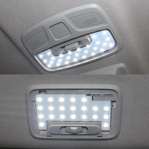 新型 ジムニー ルームランプ LED シエラ アクセサリー パーツ JB64W JB74W とにかく明るい 内装 夜間作業に ホワイト SMD|kuruma-com2006|04