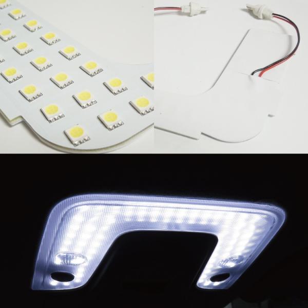 新型 プリウス 50系 LEDルームランプ フロントマップランプ 内装 パーツ カスタム タクシー|kuruma-com2006|04