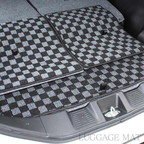 新型 スペーシア カスタム ギア パーツ MK53S 内装2点セット ドアメッキベゼル + フロアマットフルセット|kuruma-com2006|13