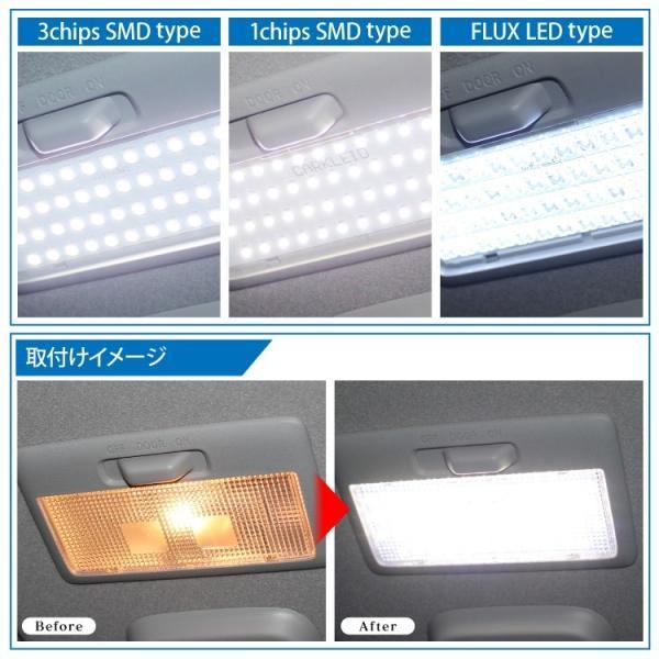 新型 スペーシア カスタム ギア カスタムパーツ MK53S 内装3点セット ドアメッキベゼル + フロアマットフルセット + LEDルームランプ|kuruma-com2006|18