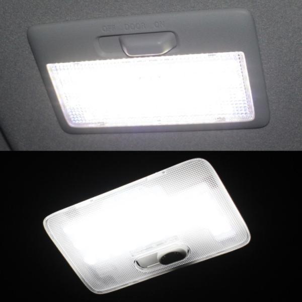 新型 スペーシア カスタム ギア カスタムパーツ MK53S 内装3点セット ドアメッキベゼル + フロアマットフルセット + LEDルームランプ|kuruma-com2006|19