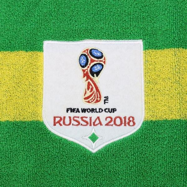 2018FIFAワールドカップ ロシア大会 オフィシャル タオルマフラー W杯 日本代表 ブラジル 送料無料|kusunokishop|05
