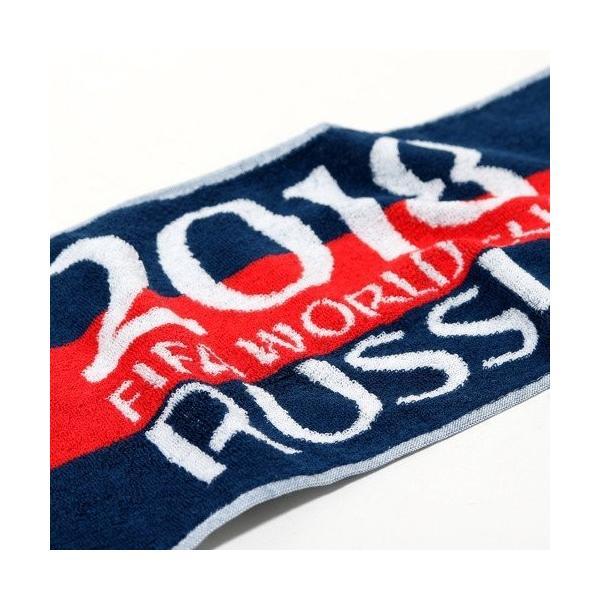 2018FIFAワールドカップ ロシア大会 オフィシャル タオルマフラー W杯 日本代表 ブラジル 送料無料|kusunokishop|06