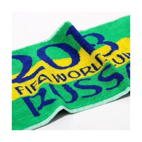 2018FIFAワールドカップ ロシア大会 オフィシャル タオルマフラー W杯 日本代表 ブラジル 送料無料|kusunokishop|07