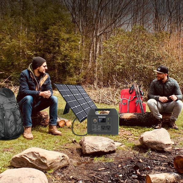 ポータブル電源 大容量 Enginstar 蓄電池 家庭用 非常用 車中泊 キャンプ 発電機 ポータブルバッテリー 110000mAh 407Wh 純正弦波|kusunokishop|08