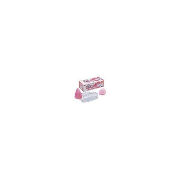 ピップ ヘルス 透明尿器 洗浄ブラシ付 1000cc 女性用
