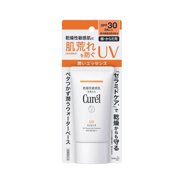 花王キュレルUVカットUVエッセンスSPF30PA+++(50g)日焼け止めcurel 医薬部外品