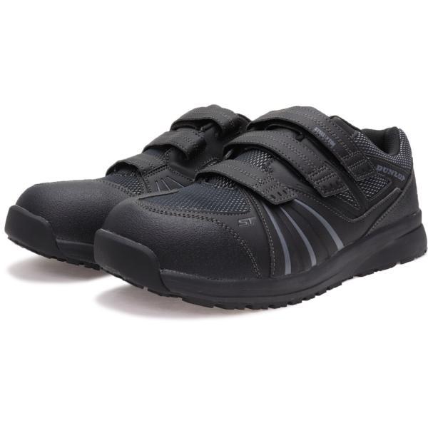ダンロップ 4E 幅広 安全靴 マグナム エスティ 306 ST306 BL 29cm 30cm メンズ