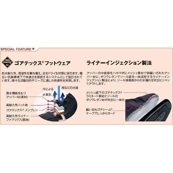 トップドライ 防水 撥水 防滑 歩きやすくムレにくい TDY39-59 カジュアルシューズ パンプス コンフォート 日本製 kutunchi 06