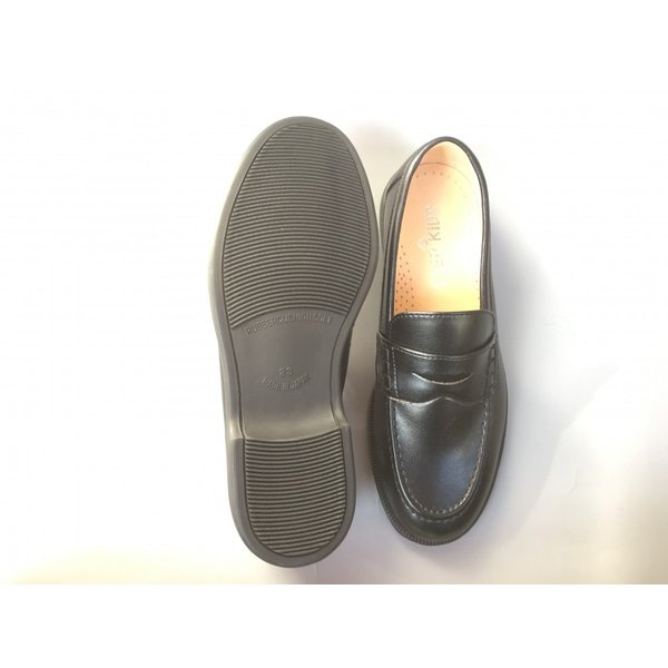 【ST1145LL寸】ローファー学生通学靴/細身E-EE/柔らかい/痛くない/履きやすい/日本製【STEP UP KIDSステップアップキッズ】/25.5-26.0cm|kutunokingdo|04