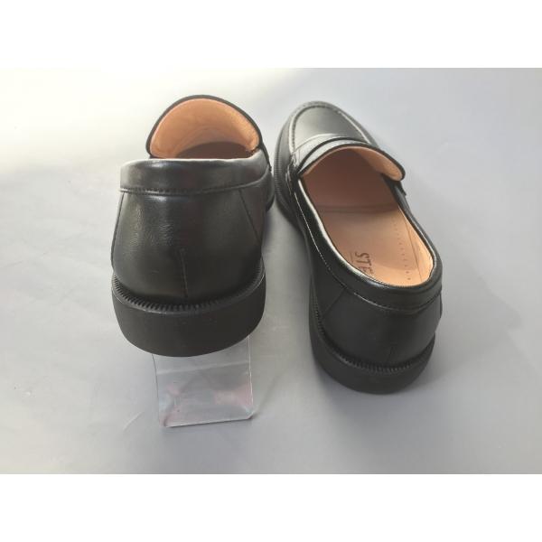 【ST1145LL寸】ローファー学生通学靴/細身E-EE/柔らかい/痛くない/履きやすい/日本製【STEP UP KIDSステップアップキッズ】/25.5-26.0cm|kutunokingdo|05