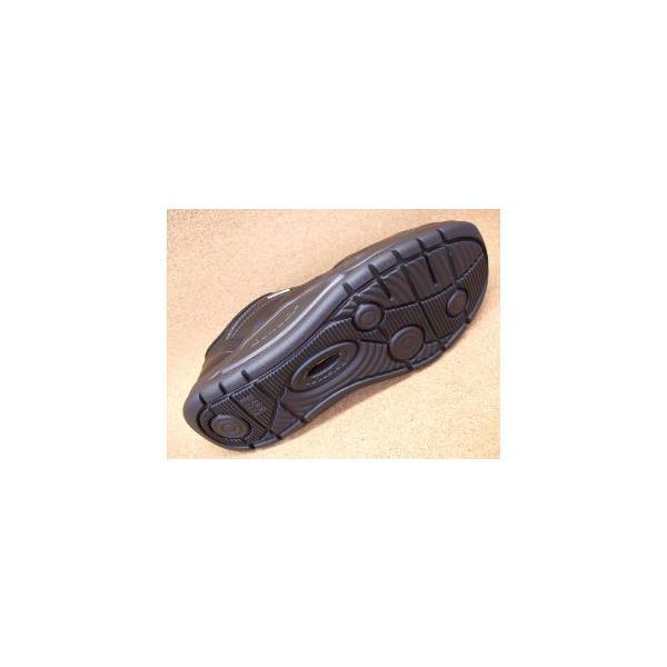 ダンロップ DUNLOP エーアールエス ARS094 ブラック│ メンズ カジュアルウォーキングシューズ 24.5cm-28.0cm kutuya 04