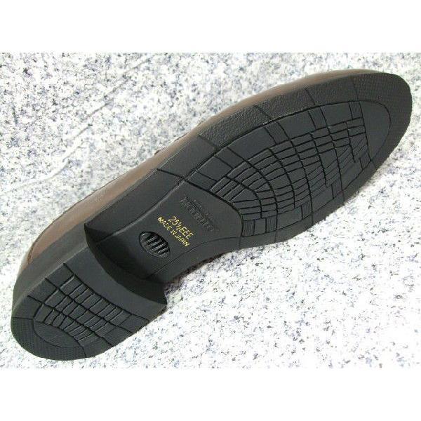 madras MODELLO マドラス・モデーロ DL525 ブラウン│ メンズ 革靴 ビジネスシューズ 24.0cm-27.0cm kutuya 04