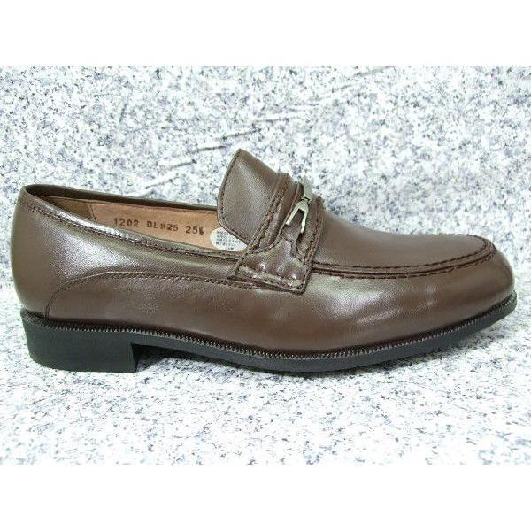 madras MODELLO マドラス・モデーロ DL525 ブラウン│ メンズ 革靴 ビジネスシューズ 24.0cm-27.0cm kutuya 06