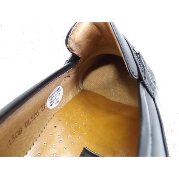 madras MODELLO マドラス・モデーロ DL526 ブラック│ メンズ 革靴 ビジネスシューズ 24.0cm-27.0cm kutuya 05