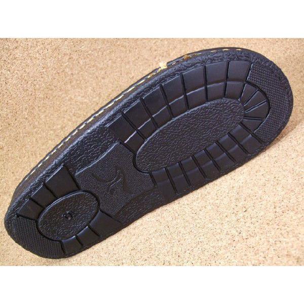 ダンロップ DUNLOP コンフォートサンダル DCS60 ブラウン│紳士 24.0cm〜27.5cm|kutuya|05