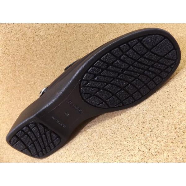 ハルタ HARUTA-7675 ブラック│ レディース サンダル 22.0cm-24.5cm|kutuya|04