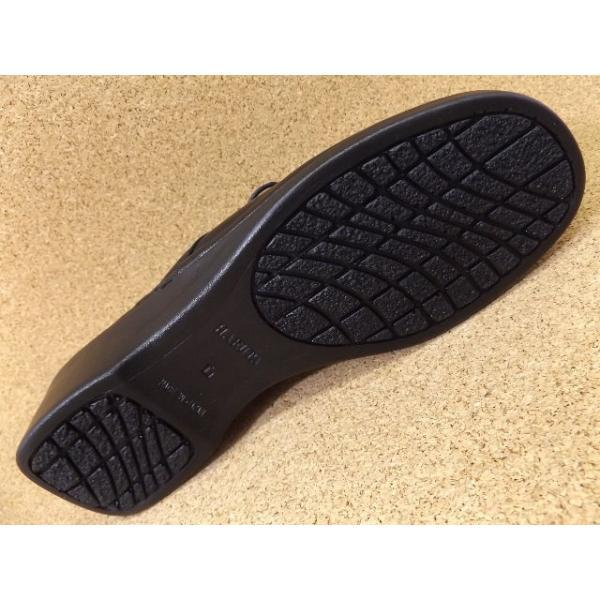 ハルタ HARUTA-7676 ブラック│ レディース サンダル 22.0cm-24.5cm|kutuya|04