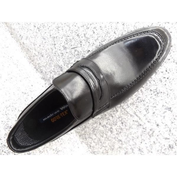 madras / madras Walk マドラスウォーク MW5523 ブラック│ メンズ 革靴 ビジネスシューズ 24.0cm-27.5cm|kutuya|02