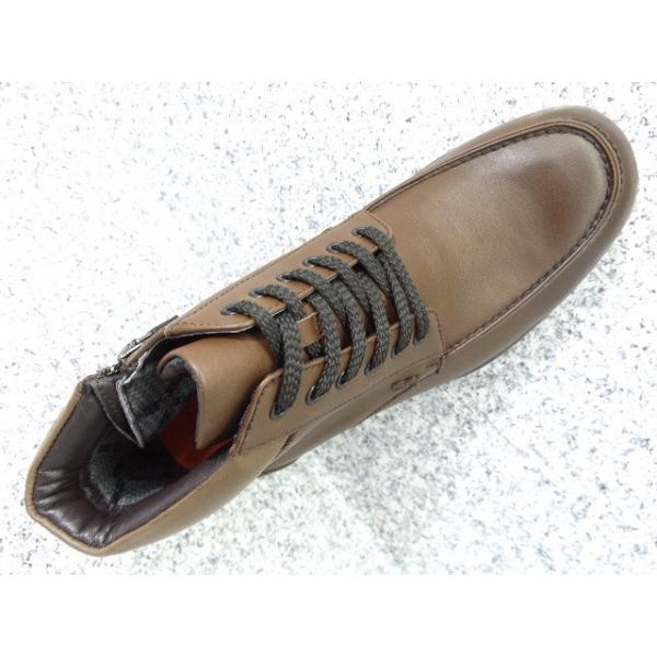 madras / madras Walk マドラスウォーク SPMW5478 ブラウン│ メンズ ブーツ 24.0cm-27.5cm|kutuya|03
