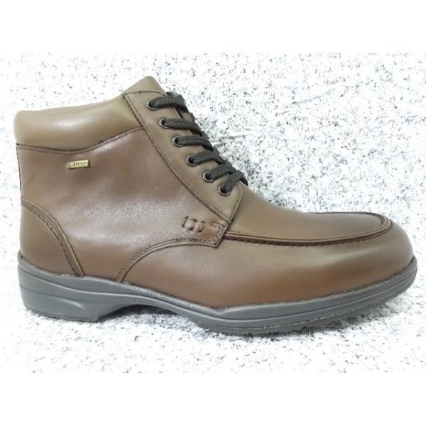 madras / madras Walk マドラスウォーク SPMW5478 ブラウン│ メンズ ブーツ 24.0cm-27.5cm|kutuya|05