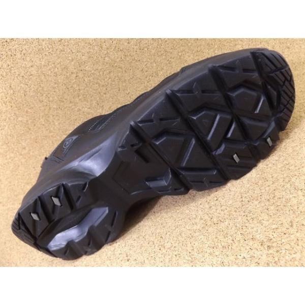 ダンロップ DUNLOP アーバントラディション DU666-WP ブラック│ メンズ アウトドアシューズ 24.0cm-30.0cm|kutuya|04