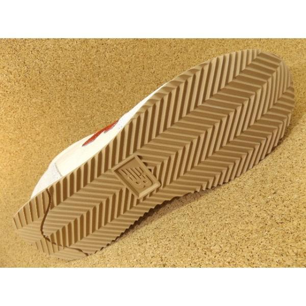 ニューバランス new balance WL220-BG(D) ベージュ/レッド│婦人 22.0cm〜25.0cm|kutuya|04