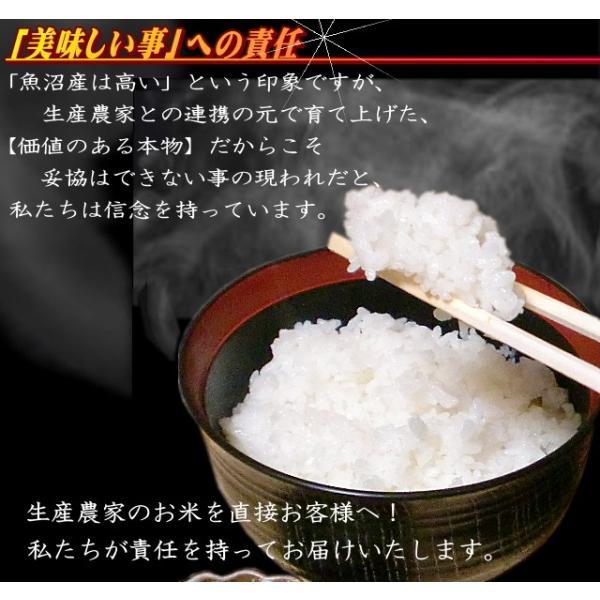 米 5kg 魚沼産コシヒカリ 送料込 ギフト箱入(最高級 お米 30年産)お歳暮  内祝いギフト 極上のお米 送料無料(一部除)|kuwaharasyoten|02