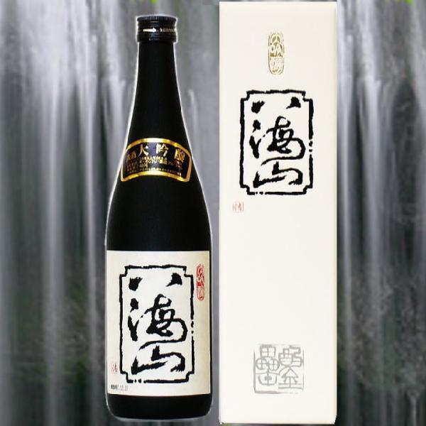 八海山 大吟醸&梅酒セット720ml(八海山 最高峰の日本酒・八海山梅酒赤)発送資材込|kuwaharasyoten|02