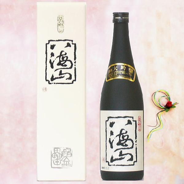 八海山 大吟醸&梅酒セット720ml(八海山 最高峰の日本酒・八海山梅酒赤)発送資材込|kuwaharasyoten|03