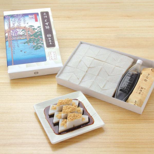 母の日 ギフト スイーツ プレゼント くず餅 特箱(60切6〜7名様用) 船橋屋  スイーツ くずもち 手土産 老舗 絶品 お取り寄せ|kuzumochi