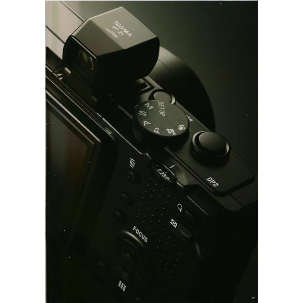 SIGMA シグマ  DP2  の カタログ(新品)