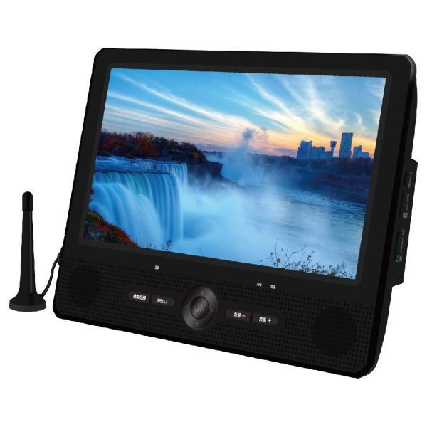 OVER TIME 9インチ液晶 地上デジタルテレビ OT-FT09AK kwelfare 02