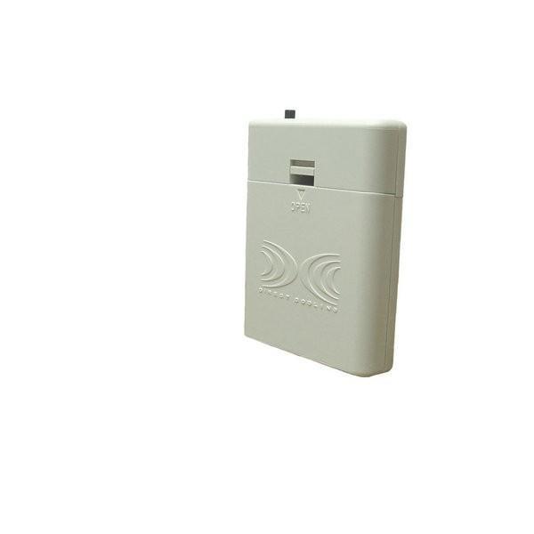 空調服 綿薄手長袖作業着 M-500U 〔カラーモスグリーン: サイズXL〕 電池ボックスセット kwelfare 03
