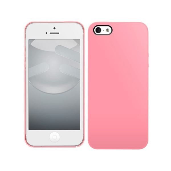 SwitchEasy NUDE for iPhone 5s/5 Baby Pink SW-NUI5-BP|kwelfare