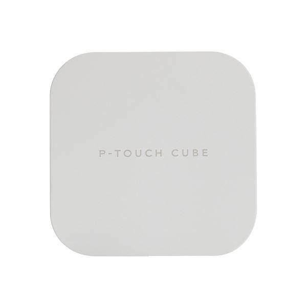 ブラザー工業 ラベルライター P-TOUCH CUBE PT-P300BT kwelfare 03