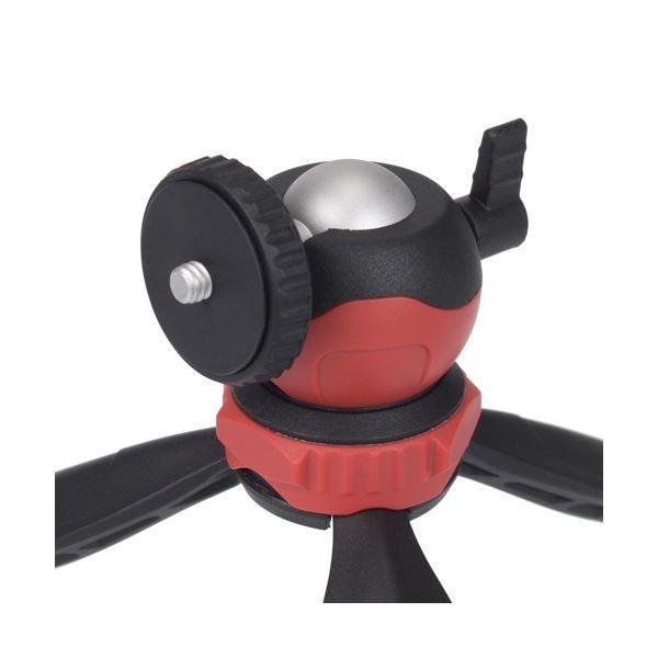 エツミ ハイポッド セルフィー&VR レッド E-2145