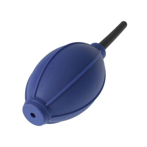 (まとめ) エツミ ロングショットブロアー ブルー VE-5282 〔×10セット〕