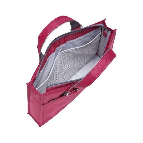 (まとめ)サンワサプライ カジュアルPCバッグ16.4型ワイド対応 ピンク BAG-CA4P 1個〔×2セット〕