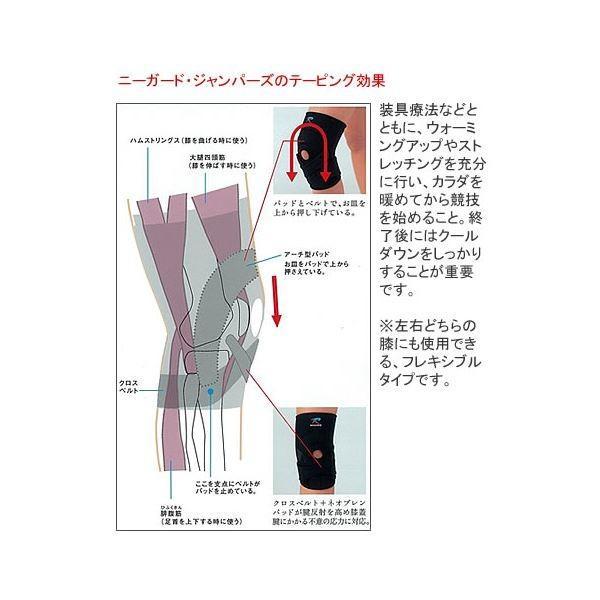 REGUARD(リガード) KG-2 ニーガード ジャンパーズ L|kwelfare|02