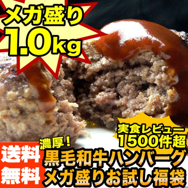 ハンバーグ 4個 メンチ 4個 | 1kg 国産 お中元 プレゼント ギフト 肉 冷凍 和牛 お取り寄せ|kwgchi