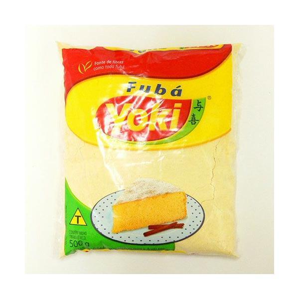 フバー ミモソ (コーングリッツ) YOKI 500g【コーンスターチ】【ケーキ 材料】【ビーガン】【グルテンフリー】【非常食】【保存食】【長期保存】